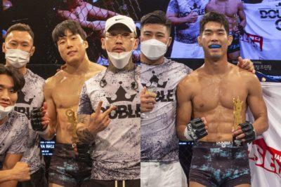 【ARC03 & Double GFC05】K-MMA、再・再開。K-MMA。Double Gでキ・ウォンビン✖オク・レユン