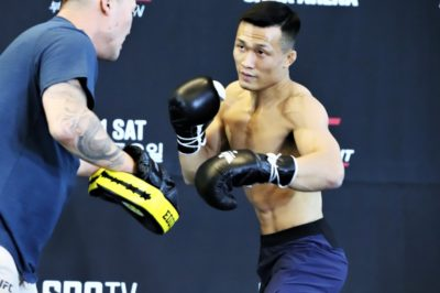【UFN180】激闘間違いなしっ!! コリアンゾンビ=ジョン・チャンソン✖ブライアン・オルテガ in UFC戦闘島