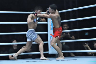 【Bu et Sports de combat】武術で勝つ。型の分解、サンチン編─04─「チンクチのかかった状態の突き」