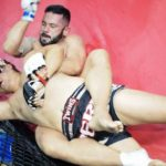 【Wardog26】エキサイティング柔術MMA。レアンドロ・クサノが100%ファイトで輝也に腕十字で勝利