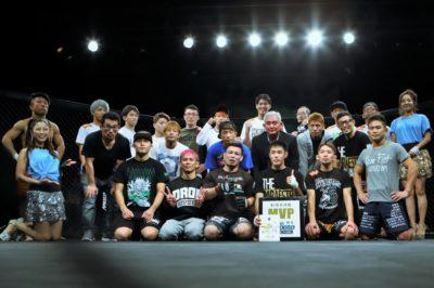 【Shooto Okinawa03】11月29日、沖縄でケージ修斗が今年も開催!! 松根良太「今の自分の責務」