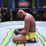 【UFN181】UFCラストファイト、アンデウソン・シウバはTKO負け。今後は──「結論を出すのは難しい」