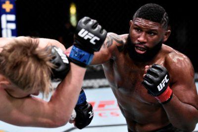 【UFC ESPN18】メインでデリック・ルイスと対戦予定だったカーティス・ブレイズがコロナ陽性で欠場