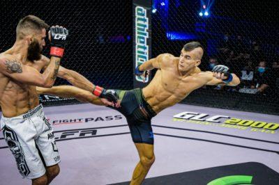 【DWTNCS S03 Ep09】UFC行きを賭け、ダビデの極真魂ラヴィ、Titan王者サバテーロ、元最恐シスター出場