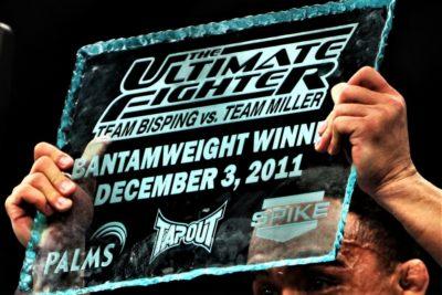 【UFC】2021年3月、The Ultimate Fighteterが復活。TUF29=ミドル級とバンタム級での実施をUFCが発表