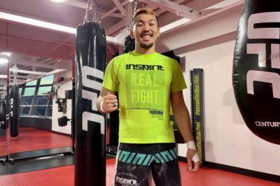 【UFC ESPN18】佐藤天─02─「サンフォードMMAで練習しているから強くなれるとは思っていない」