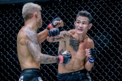 【Bu et Sports de combat】武術的な観点で見るMMA。タン・リー✖ウェン「MMAの妙、武の妙」