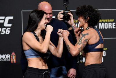 【UFC256】計量終了 好カード続出。陰陽柔術家人生マッケンジー✖ジャンジローバが見逃せない