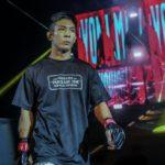 【ONE114】ゲイリー・トノン戦から3週間、松嶋こよみ─02─「大塚(隆史)さんと練習をすることに」