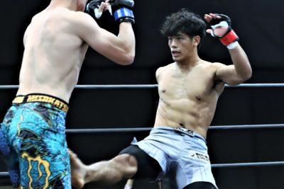 【TTFC09】修斗公式戦=飯田健夫戦 in TTFC、長田拓也「デビュー戦の時みたいに緊張しています」