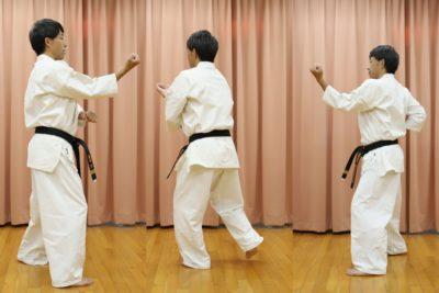【Bu et Sports de combat】武術で勝つ。型の分解、サンチン編─08─「転身動作時の呼吸。快適な呼吸」