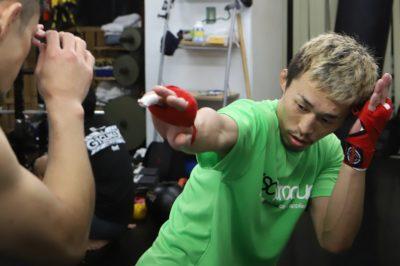 【ONE115】ヨッカイカーと対戦、和田竜光─01─「格闘技をしたことでコロナに感染して死ぬなんて嫌です」