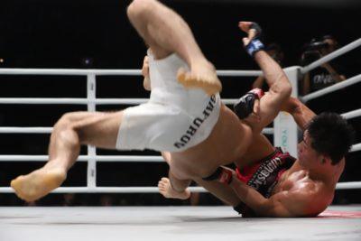 【ONE114 Big Bang02】キム・ジェウン戦へ、山田哲也─02─「『俺なら取れるぞ』というのは、あります」