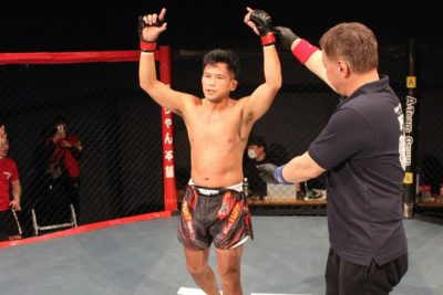 【NEXUS20 & NEXUS21xPFC24】タイガー石井✖田中智也は、田中が出場辞退。クラファンも実施中