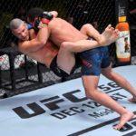 【UFC ESPN19】試合結果 計量後に3試合がキャンセルも、熱戦続き&見事なフィニッシュ連発