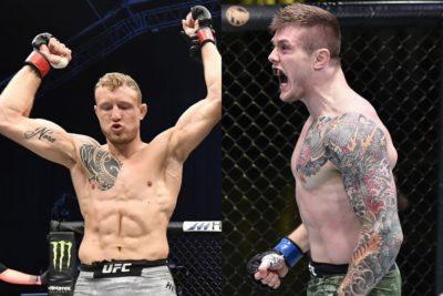 【UFC ESPN19】対戦カード ベガス大会でメインはスウェーデン人ヘルマンソン✖イタリア人ヴェットーリ