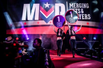 【Monday Ring Girl】Bellator238「Budd vs Cyborg」