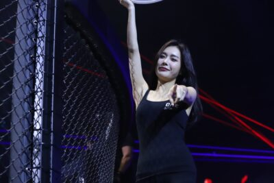 【Monday Ring Girl】ONE107「Fire & Fury」