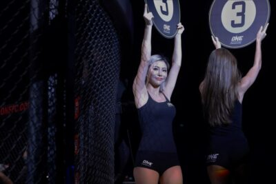 【Monday Ring Girl】ONE109「KING of the Jungle」