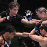 【UFC ESPN20】連戦のUFCで、J-MMA由来の女子戦=ロクサン・モダフェリ✖ヴィヴィアニ・アロージョ!!