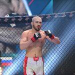 【BRAVE CF46】UFC還りのM-1王者ボガトフ、初回のピンチを乗り切りカザフの猛者アキシェフに競り勝つ