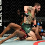 【UFC ESPN20】マイケル・キエーサがテイクダウンからマグニーを動かせ、削って3-0の完勝