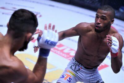 【KSW58】欧州最新・最後の未知強&MMA界のキリアン・エムバペ=サラディーヌ・パルナスが王座防衛戦