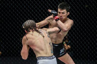 【Bu et Sports de combat】武術的な観点で見るMMA。青木真也✖ナカシマ「武術的には突きの選手」