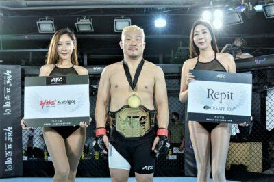【Angel's FC15】いよいよK-MMAの2021年が開幕。Angel's vs Double GFC対抗戦も、一歩踏み出す