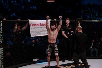 【ACA117】筋肉の鎧をまとったバゴフ✖元UFCのブラジリアン=シウベイロ。セミの露✖伯対決も注目