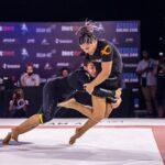 【BJJ STARS05】柔術界の女帝メスキータが、ノーギで立ちレスの強さを見せタマラ・フェレイラに完勝