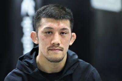 【ONE Unbreakable03】アンドラジ戦へ、佐藤将光─02─「やっぱり喧嘩ができないと格闘技はできない」
