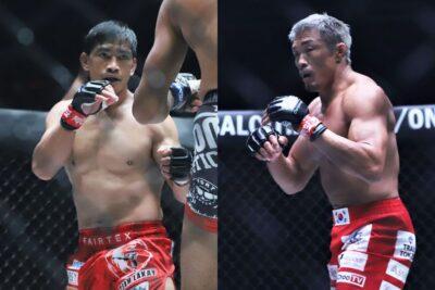 【ONE TNT04】決定!! 青木✖ノースカット大会で、秋山成勲がライト級に落としエドゥアルド・フォラヤン戦
