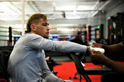 【UFC ESPN21】夫婦揃ってUFCデビュー戦へ、JP・ベイス「ボカン・マスンヤネは僕の親友だよ」