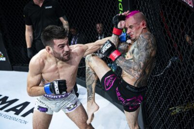【BRAVE CF49】オドリスコールと対戦、ホゼ・トーレス─02─「MMAグローブは拳を守るためにあるだけ」