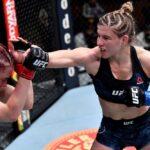 【UFC260】ミランダ・マーヴェリックがしっかりと攻めのポイントメイクで、ロバートソンに快勝