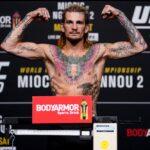 【UFC260】計量終了 注目!! ショーン・オマリーの再起戦、ヴィセンチ・ルケはK-1 MMAを貫けるか