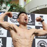 【Shooto2021#02】39歳、62戦目=平良達郎と戦う前田吉朗─01─「『ナメんなよ』っていう気持ちです」