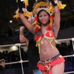 【Monday Ring Girl】JUNGLE FIGHT 05