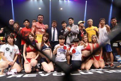 【HEAT48】1年9カ月ぶりの本拠地。志村民雄代表に訊く─01─「HEATのMMAは日本人選手ありきでない」