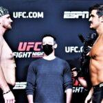 "<span class=""title"">【Bu et Sports de combat】UFC ESPN22でロマノフと対戦するエスピーノ─02─「相撲に挑戦したい」</span>"