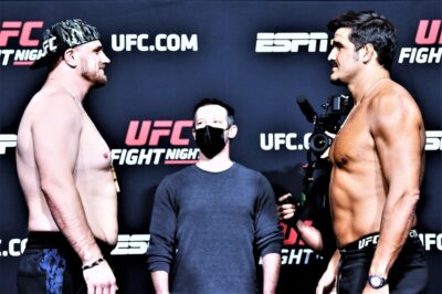 【Bu et Sports de combat】UFC ESPN22でロマノフと対戦するエスピーノ─02─「相撲に挑戦したい」