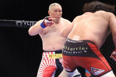 【Grachan47XBrave Fight23】在日チェコ人選手ラデックが欠場。Mr.大田区=誠悟が荒東英貴と対戦