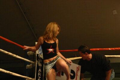 【Monday Ring Girl】World Championship Muay Thai