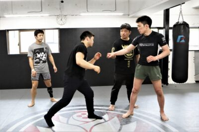 【Bu et Sports de combat SPECIAL】青木真也 meets 武術空手。武の原理原則をMMAに落とし込むには──