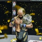 【ONE Dangal】ボクシングで優ったブラーが、ベラをパウンドアウト。新ONE世界ヘビー級王者に