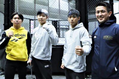 【Shooto2021#03】清水清隆と対戦、宇田悠斗─02─「平良選手は3Rで判定勝ち。僕は、1Rで勝ちます」