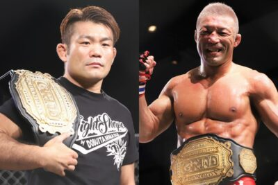 【Grachan48】6月20日はJ-MMA Day。グラチャンで桜井隆多✖長岡弘樹のGrandウェルター級王座統一戦
