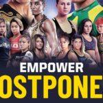 【ONE Empower】シンガポールのロックダウンにより、女子アトム級ワールドGP開幕が延期に……