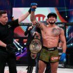 【Bellator258】試合結果 セルジオ・ペティスが新バンタム級世界王者に。AJは逆転KOでワジム戦へ